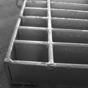 Rejilla de Acero .50 X 1.50