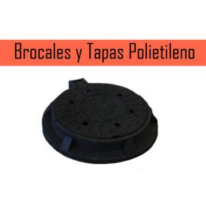 Brocales y Tapas de Polietileno