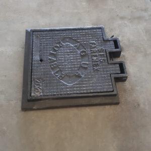 Caja de Válvula 130kg fofo (Transito Pesado)